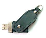 Leather USB Thumb Drives